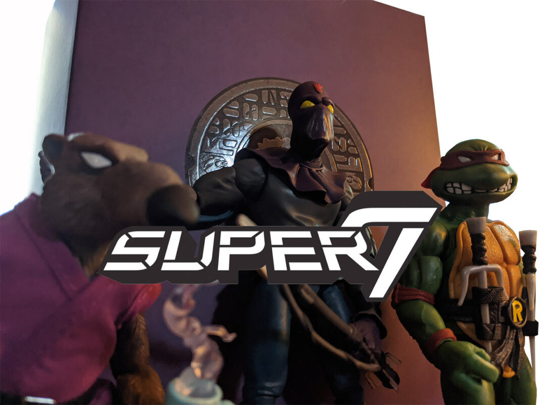 super7 tmnt action figure review